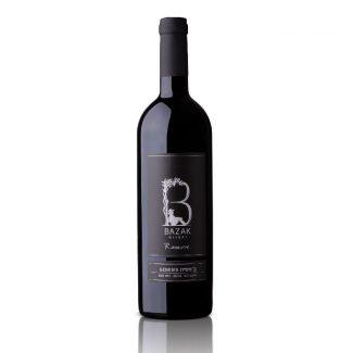 רזרב בראשית 2014 - יין אדום יקב בזק