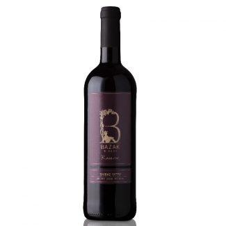 שיראז-2016- יין אדום יקב בזק